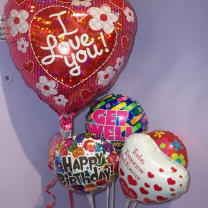 Helium - Balloons - Flowers R Us