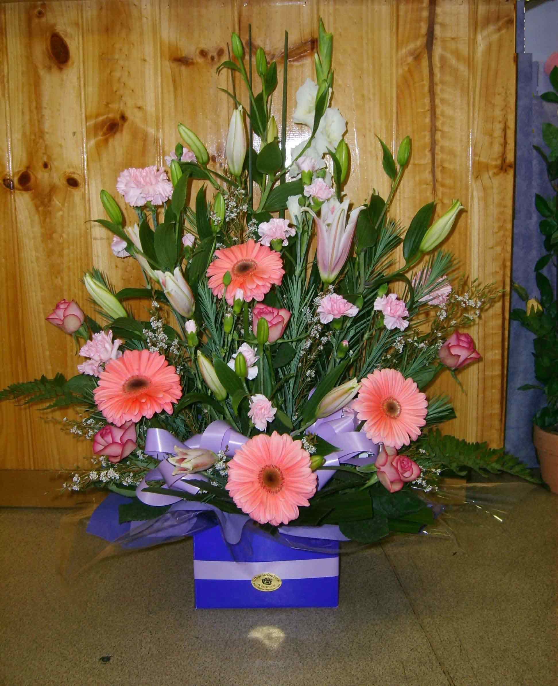 Fresh Soft Pink Beauty - Fresh Flowers - Flowers R Us
