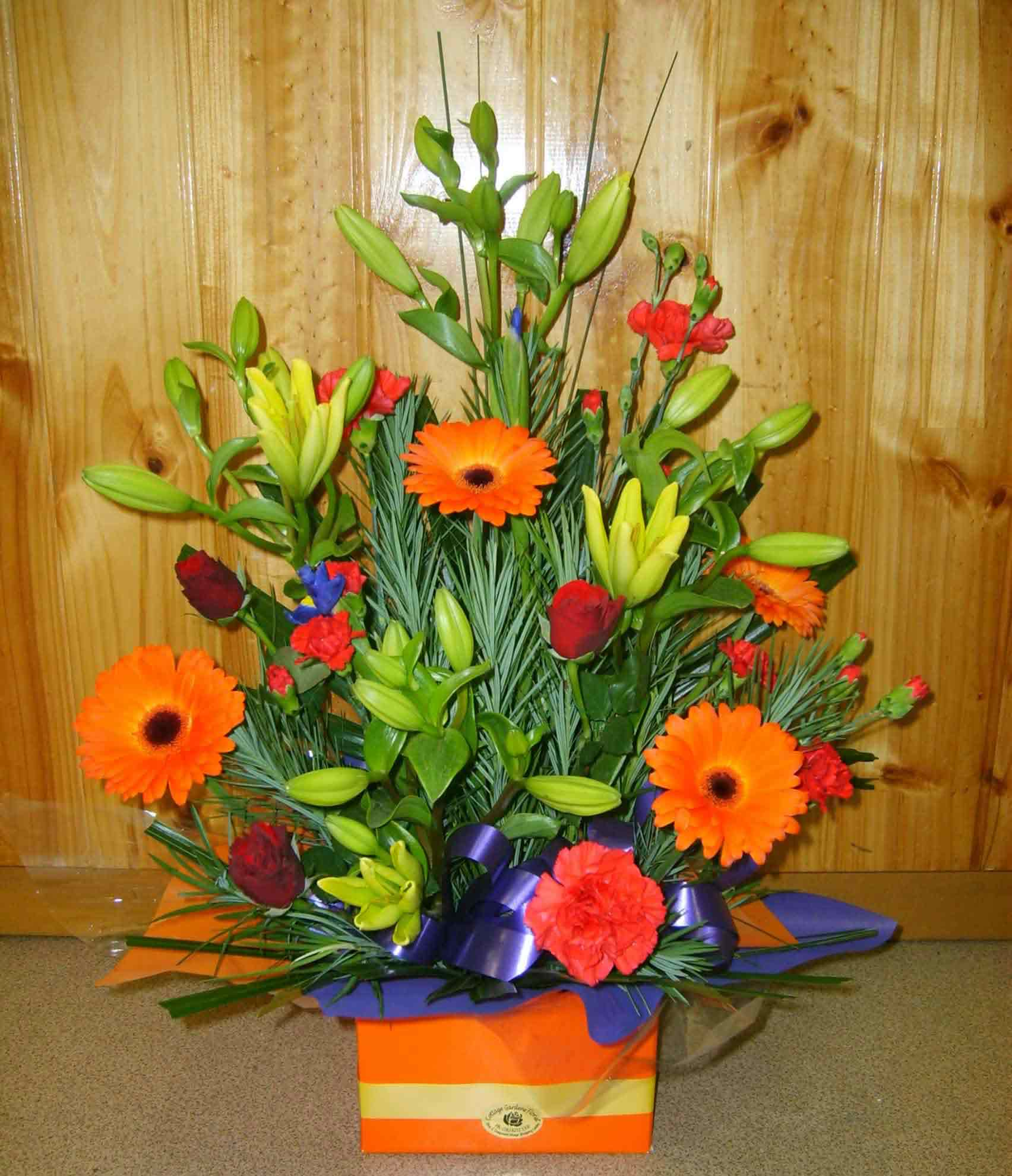 Fresh Sunshine Arrangement - Fresh Flowers - Flowers R Us