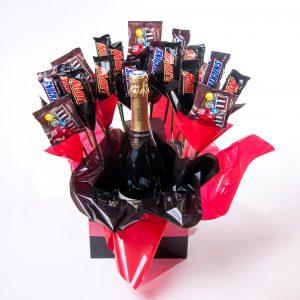 Mixed Choc Box - White Wine - Chocolate - Flowers R Us