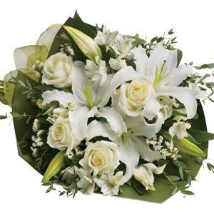 Simply White - International - Interstate - Flowers R Us
