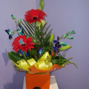 Fresh Box Arrangement - Fresh Flowers - Flowers R Us