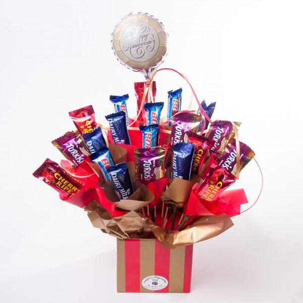 Mixed Cadbury Choc Box - Chocolate - Flowers R Us