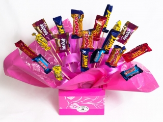 Mixed Cadbury Favorites Chocolates - Various Colors - Chocolate - Flowers R Us