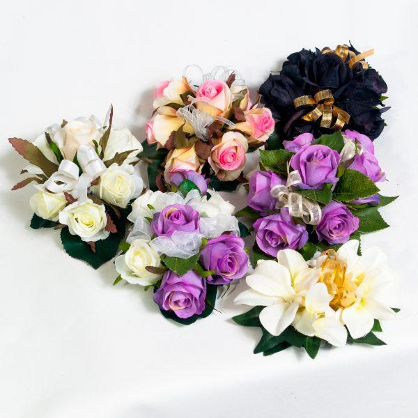 Frangie Panie & Roses - Fresh Flowers - Flowers R Us